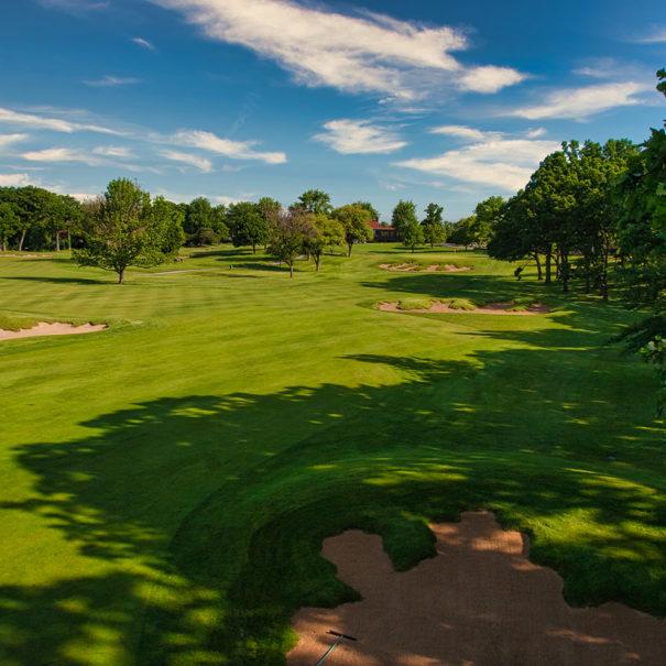 Flossmoor Golf Club - Hole #16