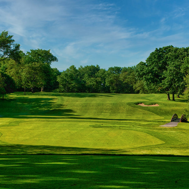 Flossmoor Golf Club - Hole #12
