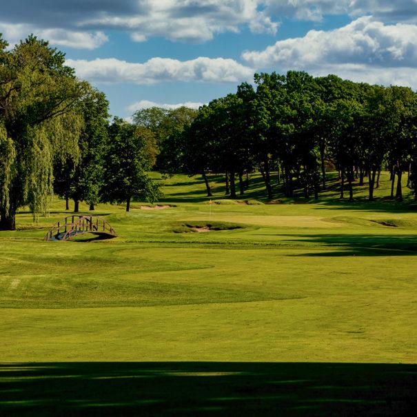 Flossmoor Golf Club - Hole #15