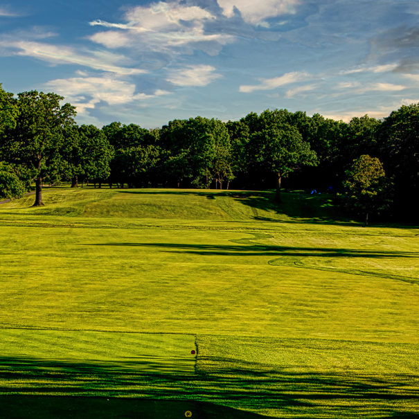 Flossmoor Golf Club - Hole #17
