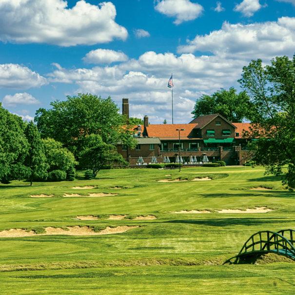 Flossmoor Golf Club - Hole #18