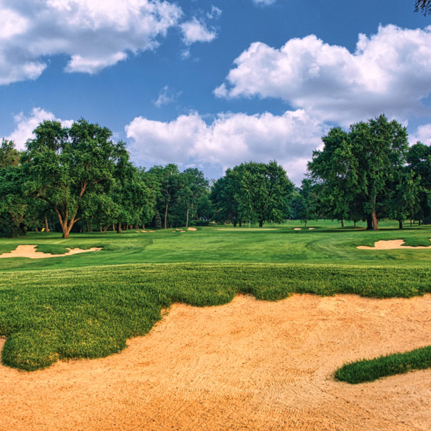 Flossmoor Golf Club - Hole #5