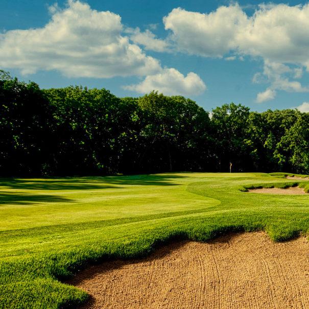 Flossmoor Golf Club - Hole #9